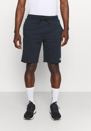 Men's sweat shorts - Pantalón corto de deporte - black