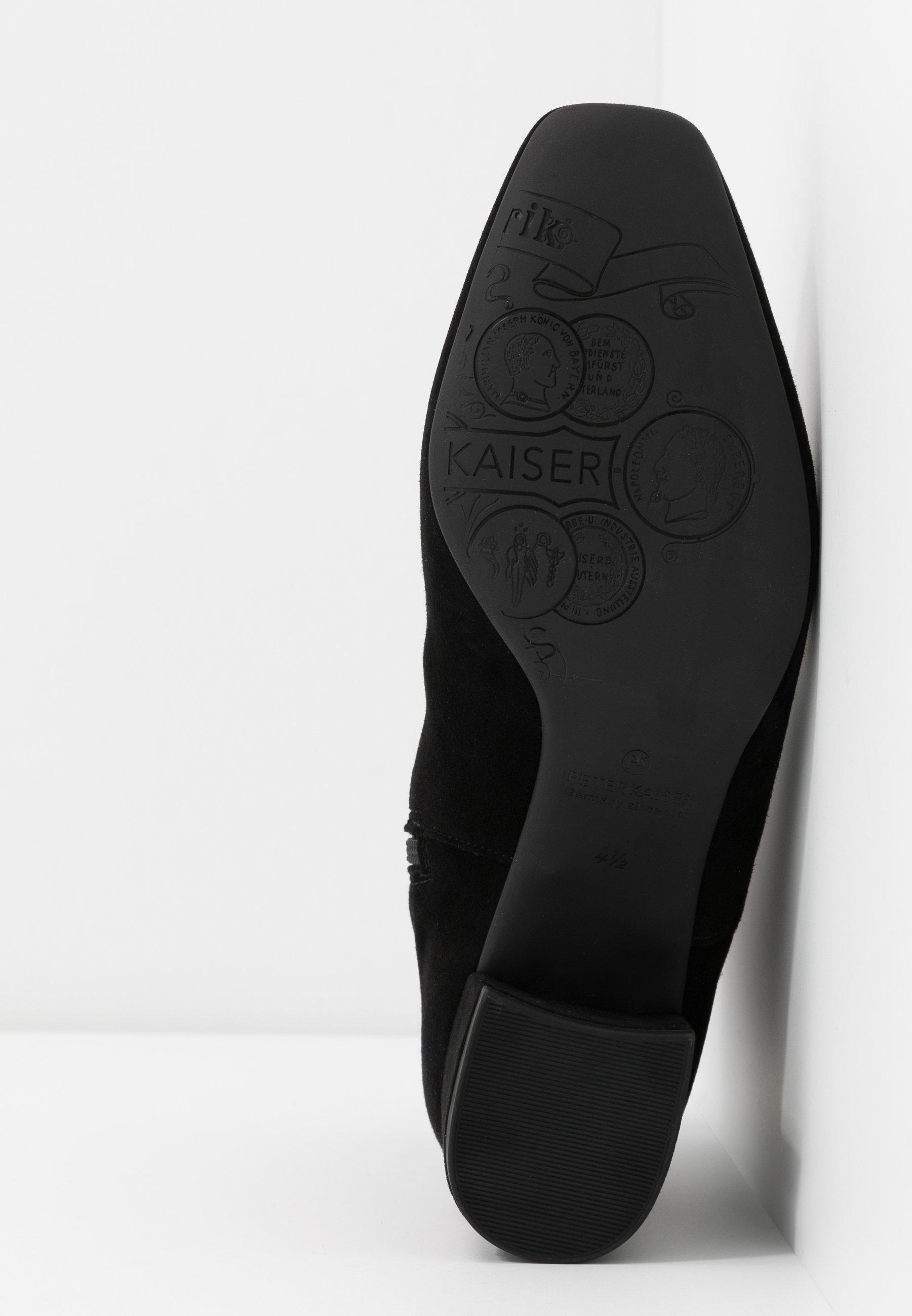 Peter Kaiser TIALDA - Bottines - schwarz - Bottines Femme Designer