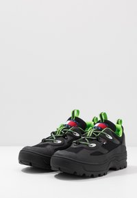 Tommy Jeans - EXPEDITION SHOE - Trainers - black - 2