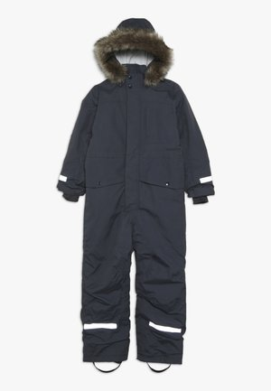 BJÖRNEN KIDS COVERALL - Tuta da neve - navy dust
