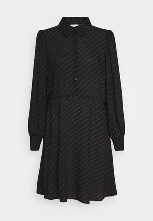 MOLLA DRESS - Shirt dress - caviar