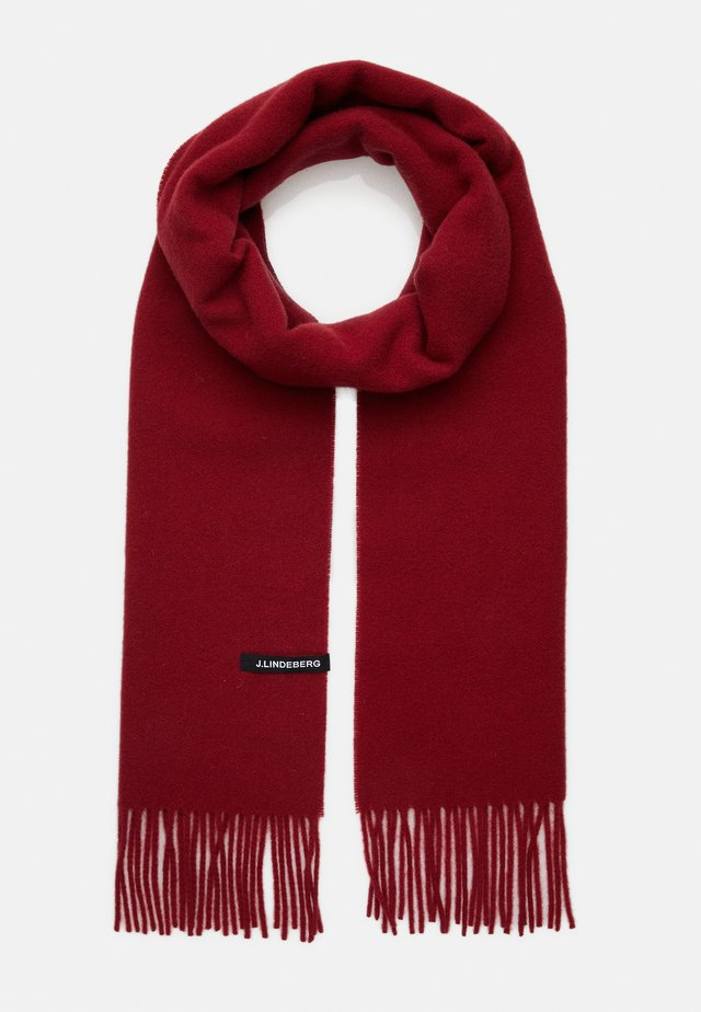CHAMP SOLID SCARF - Sciarpa - chilli red