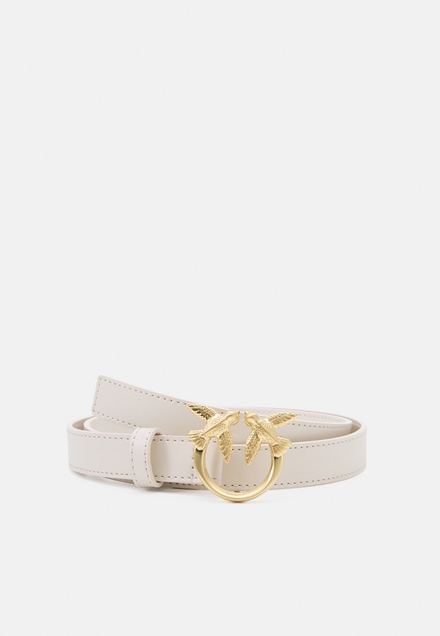 LOVE BERRY SMALL SIMPLY BELT - Riem - panna