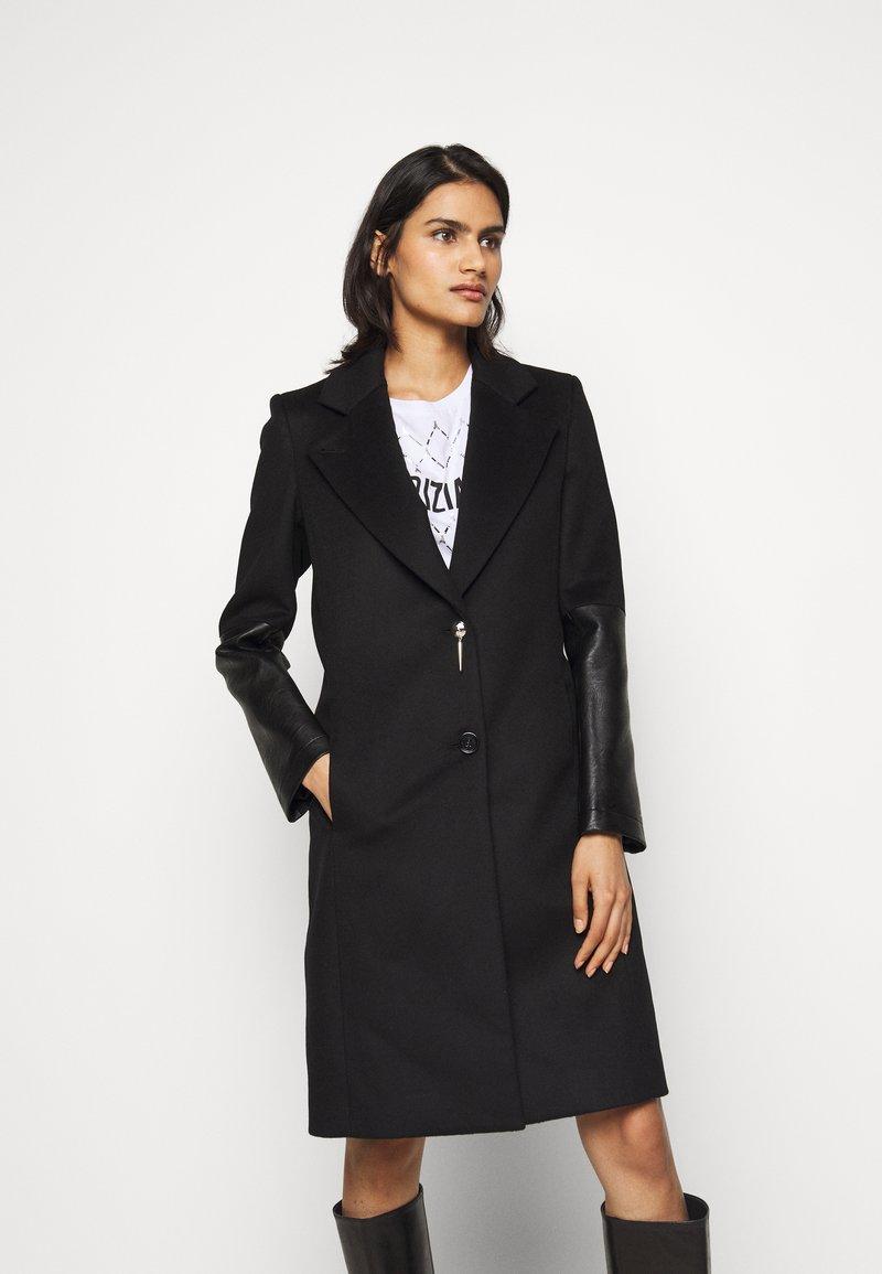 Patrizia Pepe - CAPPOTTO COAT - Classic coat - nero