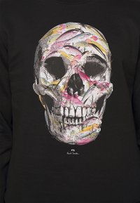 PS Paul Smith - CREW SKULL PRINT - Sweatshirts - black - 4