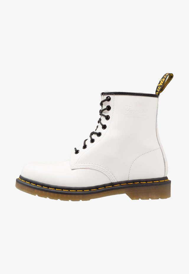 1460 8 EYE  - Bottines à lacets - white