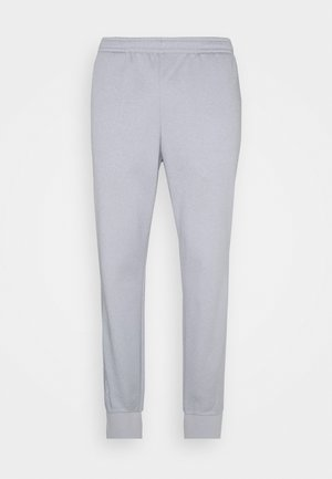 TENNIS PANT - Pantalon de survêtement - silver chine/elephant grey