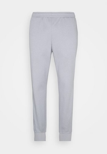 TENNIS PANT - Verryttelyhousut - silver chine/elephant grey