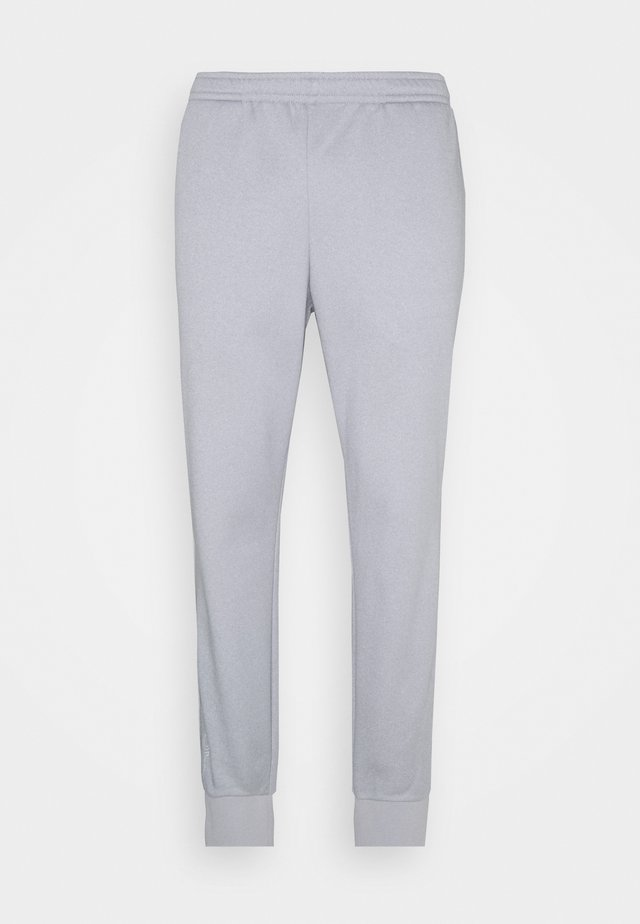 TENNIS PANT - Joggebukse - silver chine/elephant grey