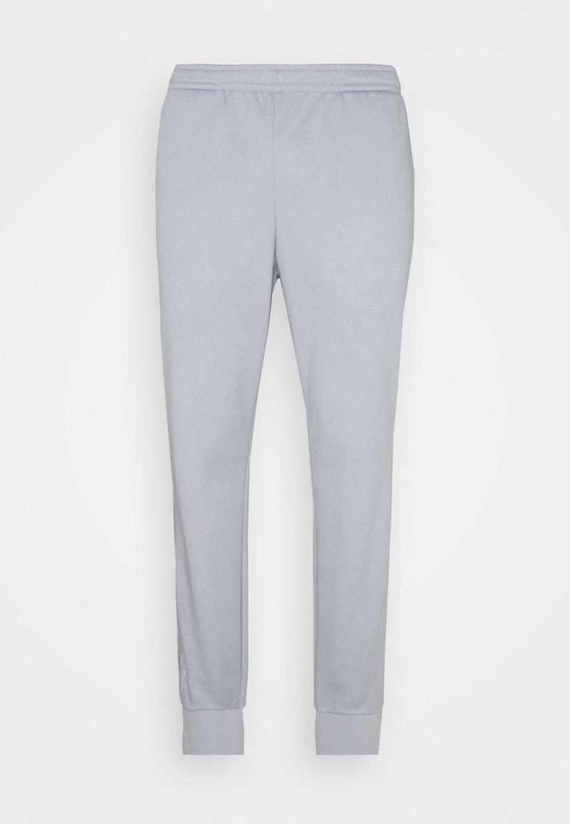 Lacoste Sport - TENNIS PANT - Verryttelyhousut - silver chine/elephant grey