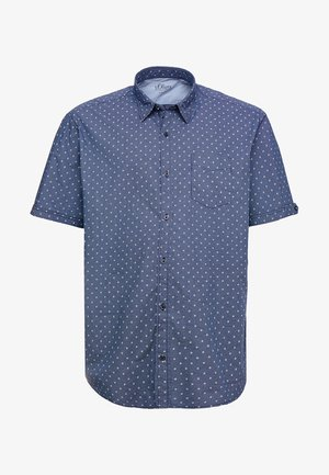 REGULAR FIT  - Shirt - tile blue