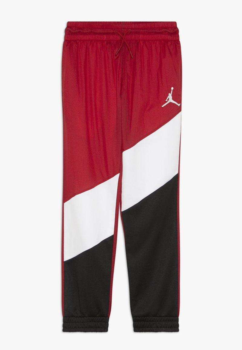 Jordan - WINGS SIDELINE PANT - Tracksuit bottoms - gym red