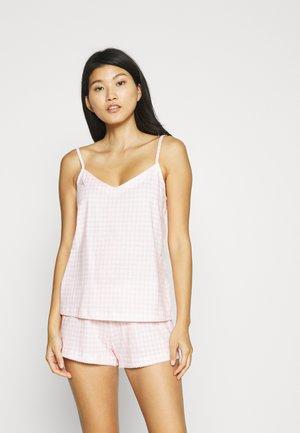 CLASSIC SHORTY - Pyžamo - rosa