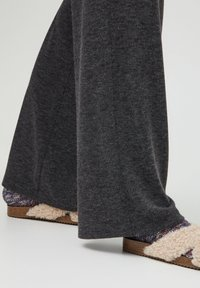 PULL&BEAR - Trousers - dark grey - 3