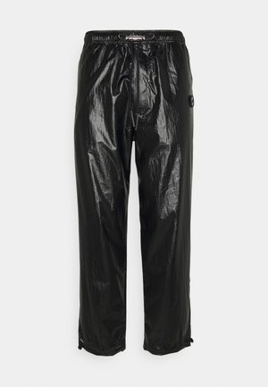 P-TOLLER-RIP - Trousers - black