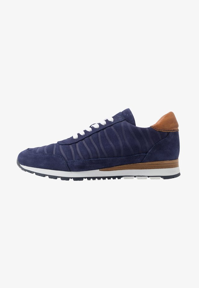 Sneakers laag - royal/tunara