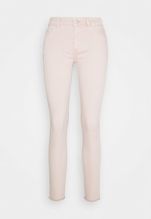 FLORENCE ANKLE MID RISE - Jeans Skinny Fit - camellia
