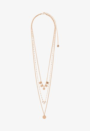 NECKLACE CAROL - Necklace - rose gold plated