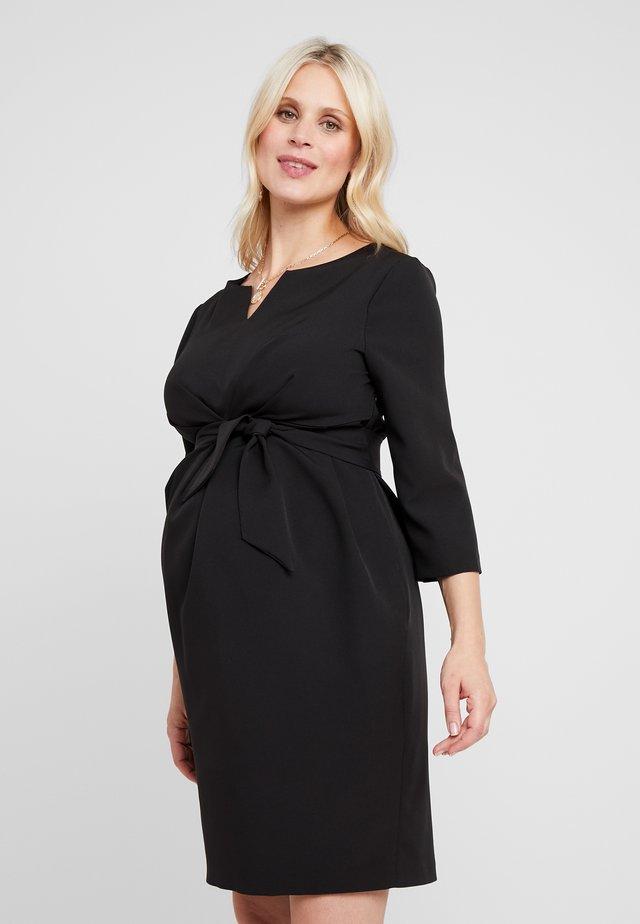 DAVEA - Vestido informal - black