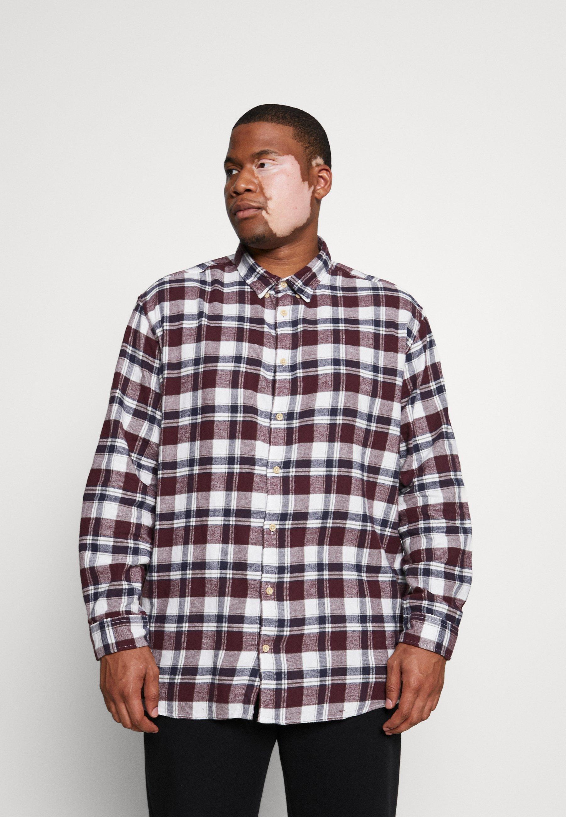 Uomo JJPLAIN JAN SHIRT - Camicia