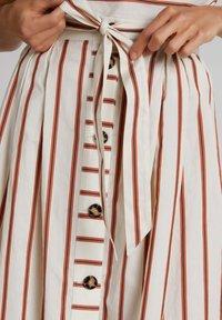 Oui - A-line skirt - rose dust - 3
