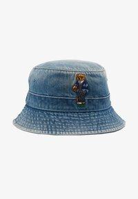 Polo Ralph Lauren - BUCKET HAT BEAR - Hatt - light blue - 5