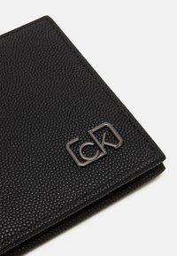 Calvin Klein - BIFOLD MONEY CLIP - Wallet - black - 4