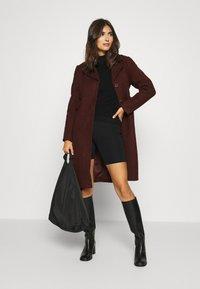Karen by Simonsen - Classic coat - winetasting - 1