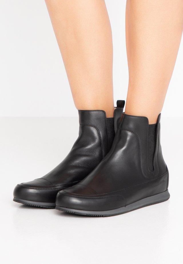 MELROSE - Kotníková obuv - nero
