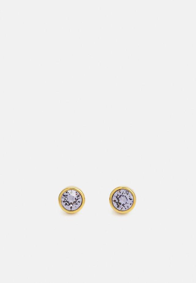 NOBLE EARRING - Boucles d'oreilles - lavender