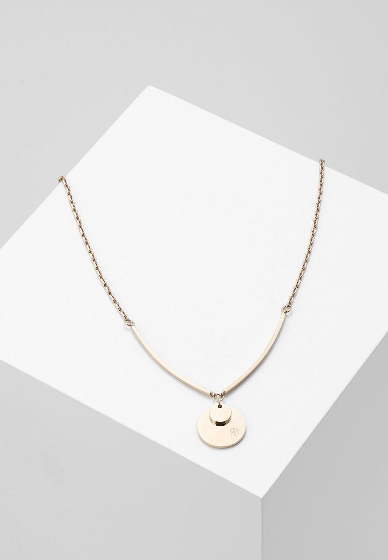 Tommy Hilfiger - DRESSED UP - Necklace - rose-gold