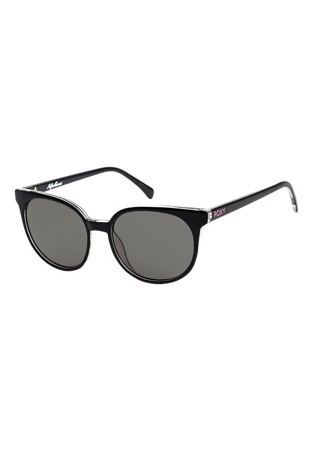 MAKANI - Zonnebril - shiny black/grey