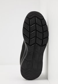Lotto - MEGALIGHT IV - Sports shoes - all black/gravity titan - 4