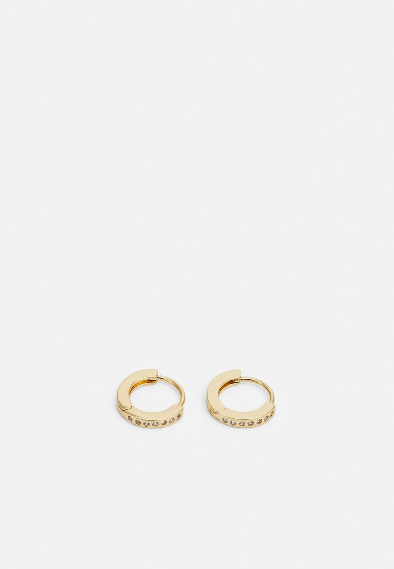 Pilgrim - EARRINGS GRY - Earrings - gold-coloured