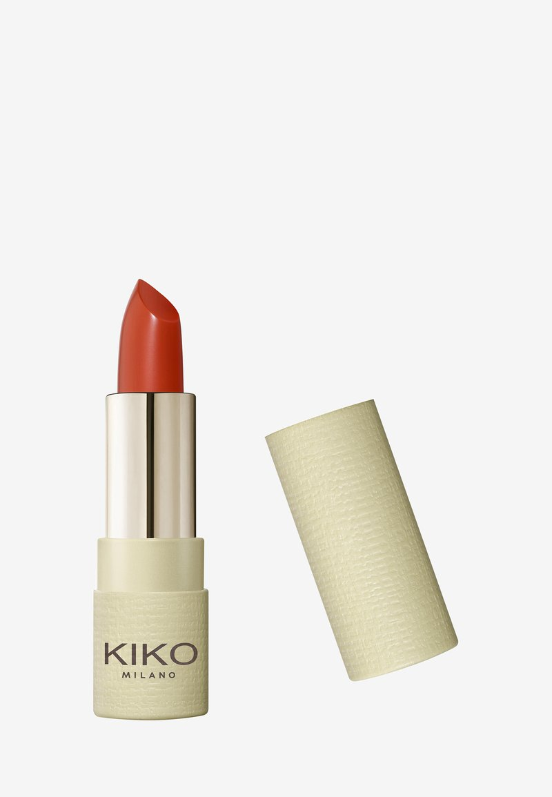 KIKO Milano - GREEN ME MATTE LIPSTICK - Lipstick - 103 basic brick