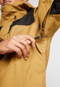 The North Face - UNI TRIED AND TRUE JACKET - Skijacke - british khaki/black - 5