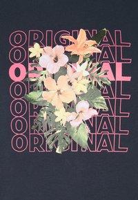 Shine Original - PHOTO TEE - Print T-shirt - dark blue - 4