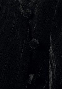 Alexa Chung - KIMONO WRAP DRESS - Koktejlové šaty/ šaty na párty - black - 5