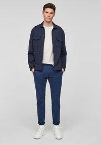 s.Oliver - Summer jacket - dark blue - 1