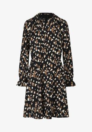 Kleid - Day dress - camel/multicolor