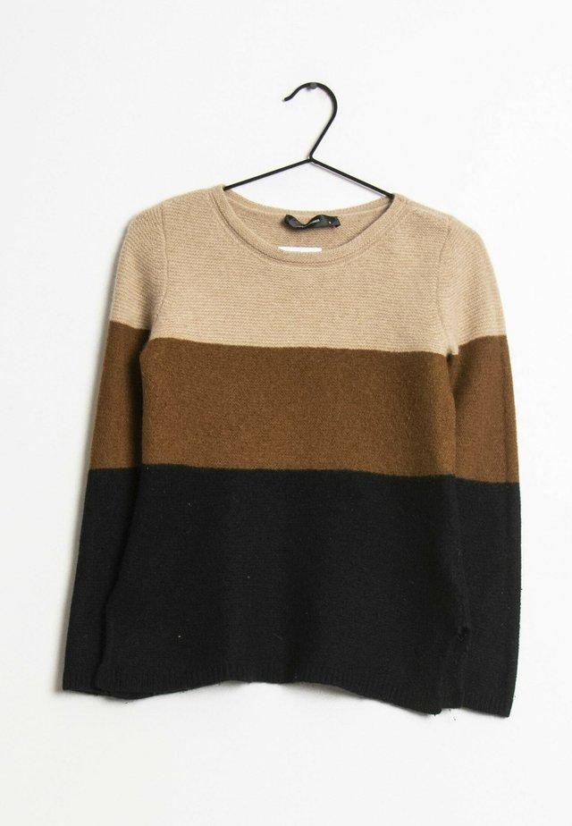 Sweatshirt - brown