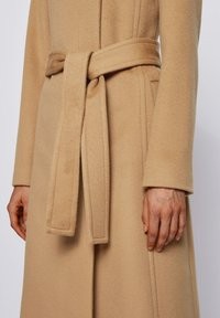 BOSS - CETIVA - Classic coat - light brown - 4