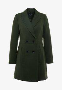 Miss Selfridge - GEORGIA PEA COAT UPDATED - Wollmantel/klassischer Mantel - khaki - 4