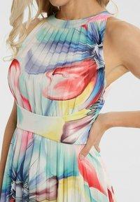 Apart - Robe longue - mint-multicolor - 3