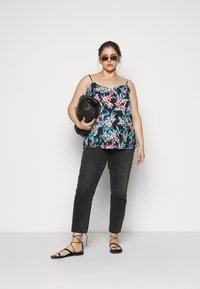 CAPSULE by Simply Be - CAMI WITH BACK STRAP - Top - multicolor - 1
