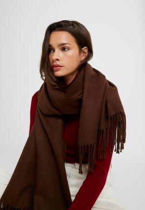 TINA SCARF - Sjal - brown