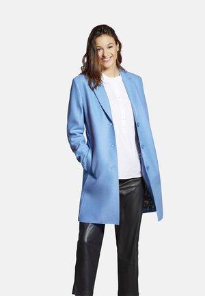 Classic coat - hellblau