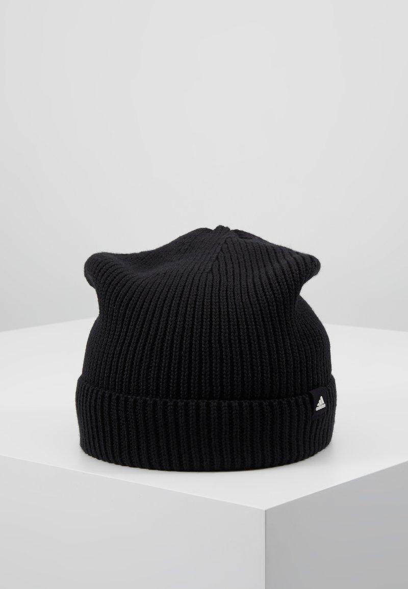 adidas Performance - Mössa - black/black/white