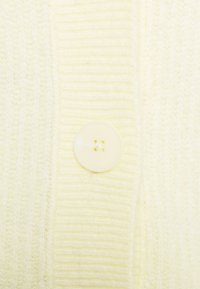 Selected Femme - SLFLIPA CARDIGAN - Cardigan - pastel yellow - 2