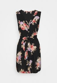 Pieces - PCNISU DRESS - Sukienka letnia - black - 0